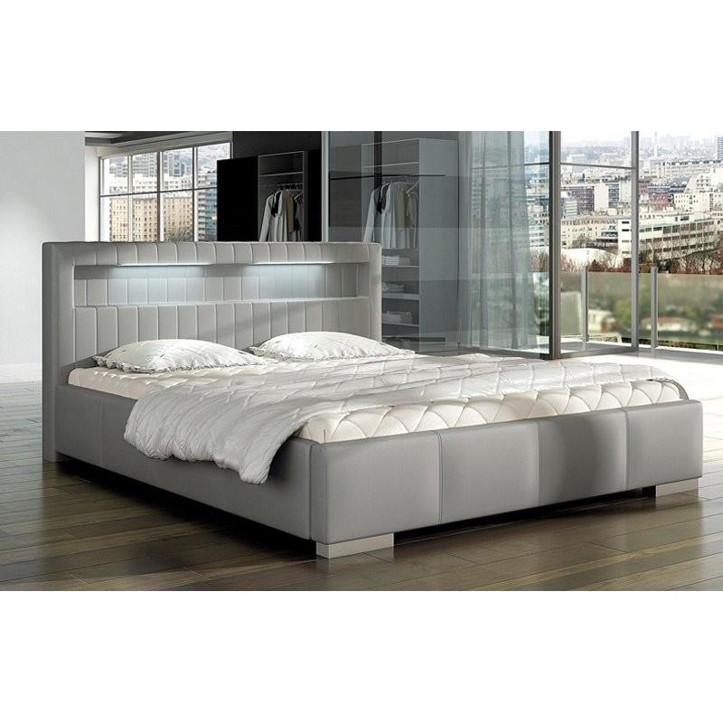 Łóżko tapicerowane 81275 KF - z pojemnikiem