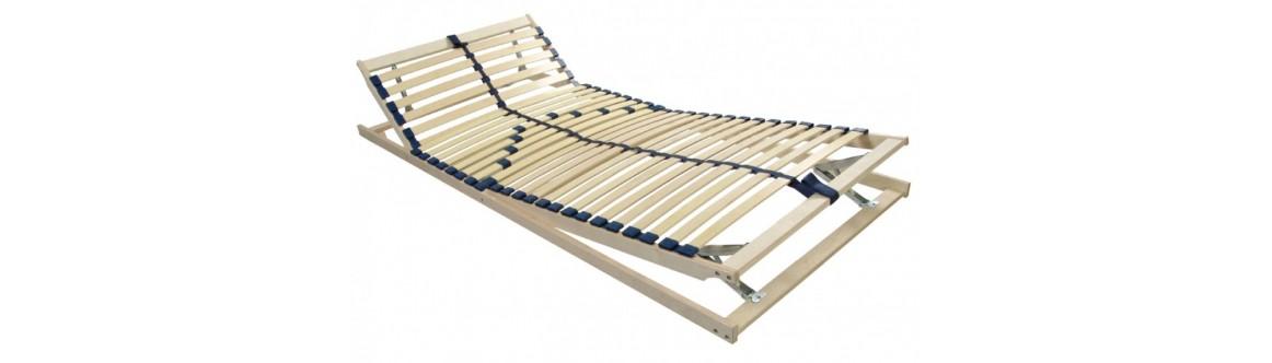 Stelaże do łóżek z możliwością ręcznego podnoszenia